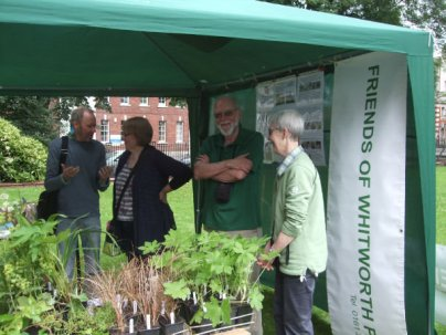 Real Food (and plants) Fair 2012