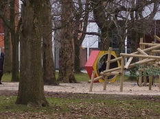 Natural Play Area