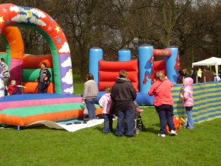Bouncy Castle 2009