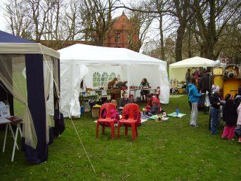 Wonderful Whitworth Woldlife stalls 2011