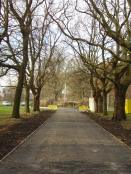 Rusholme Path near Centre Circle