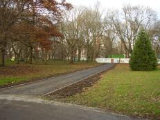 New Path to Gallery and Ducie Gate
