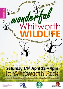 Wonderful Whitworth wildlife