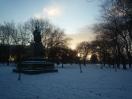 Edward VII at dusk