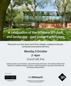 Whitworth Park e-invite